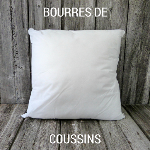 Bourre polyester